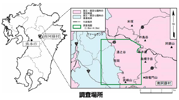阿蘇山の豊かな地熱資源 九州電力・三菱商事などが調査スタート