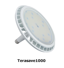 ティーネットジャパン、大型水銀灯を代替するLED照明シリーズに2機種追加