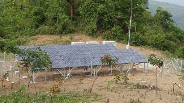 太陽光発電、無電化地域では火力発電より早いし安い ミャンマーに日本のODA