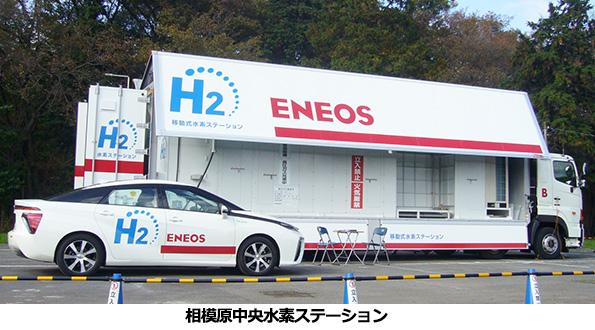 神奈川県内3ヵ所に移動式水素ステーションがオープン 営業時間は1日2時間だけ