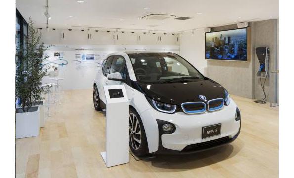 BMW、カーシェアリング開始 「BMW i3」が24時間16000円で借りられる
