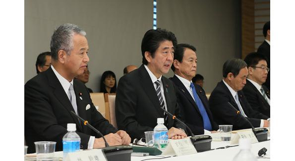 「白熱灯にトップランナー制度」、「ネガワット取引市場の創設」など首相が表明