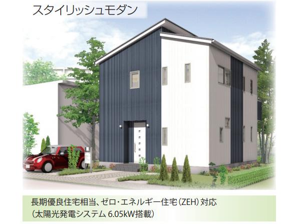 千葉県の住宅メーカー、国の方針に合わせ今年からZEHを販売