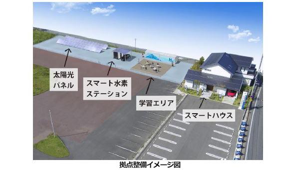 鳥取県、水素エネルギー実証拠点設置へ 太陽光発電や燃料電池車との連携も