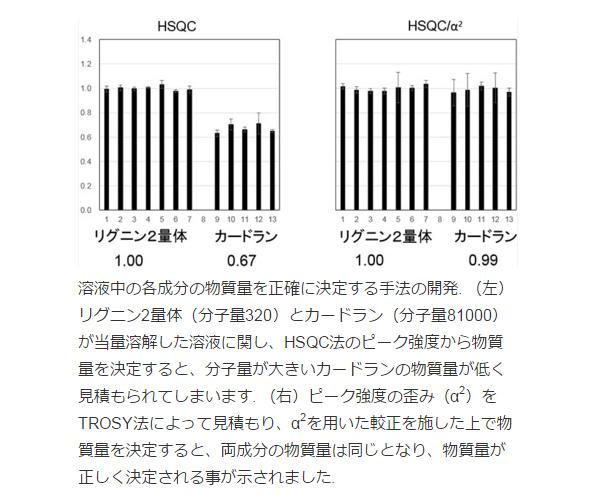 京大、バイオマス中の成分量を正確に測定する新手法を開発