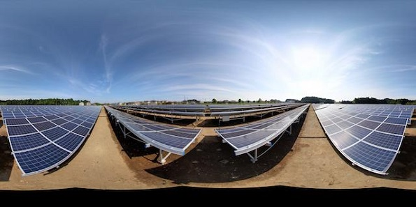 Looop、ネット上で太陽光発電所を見られる「バーチャル見学ツアー」開始
