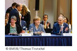 パリ協定採択後の課題など議論 ドイツで開催された気候変動の非公式会合で