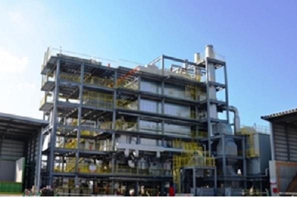 建材工場の重油ボイラーを木質バイオマスボイラーに エネ合補助金で3億円補助