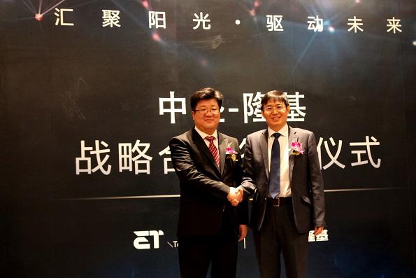 中国の大手2社が提携 高効率な単結晶太陽光発電モジュールを開発へ
