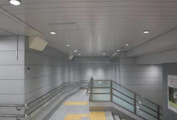JR東海、駅や踏切の照明をLED化 水俣条約で水銀灯が製造禁止になるため