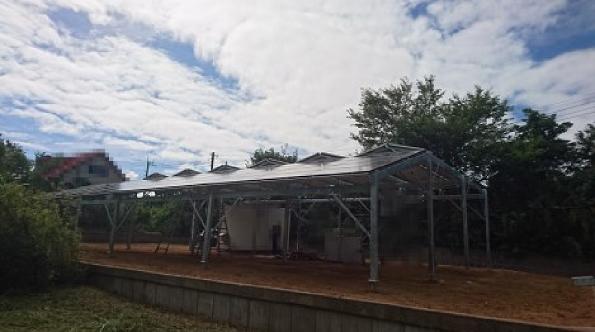「太陽光発電の『過積載』やります」 茨城県の赤嶺電研企画が名乗り