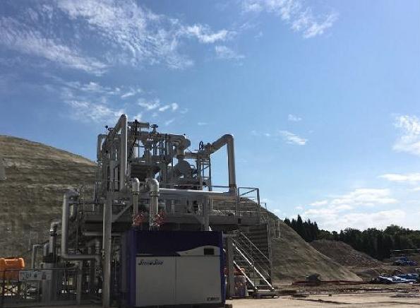 地下水をくみ上げない、新型の地熱発電システム 大分県で発電実証に成功