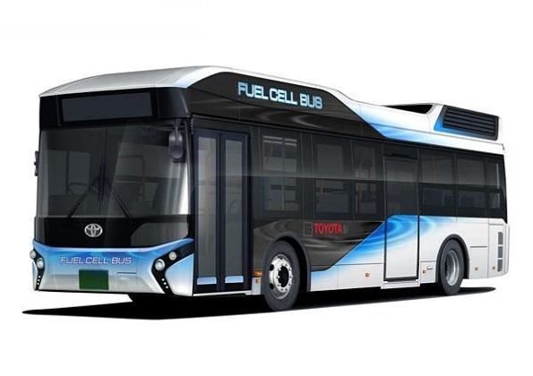 2017年、日本で初めて「燃料電池バス」が東京の町を走ることに