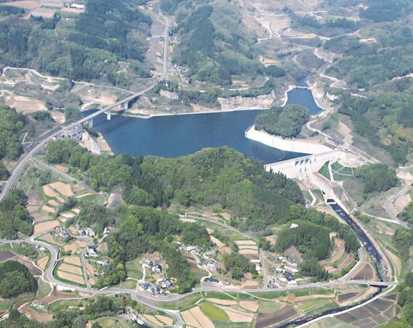 治水ダムの放流水も小水力発電に 大分県が事業者公募