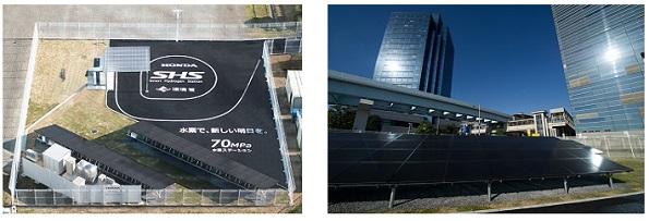 かつて太陽電池を製造していたホンダ、水素ステーションの実証実験に使うのは