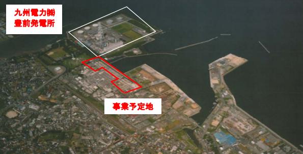 福岡県豊前市の木質バイオマス発電事業、燃料を海外から毎年30万トン輸入
