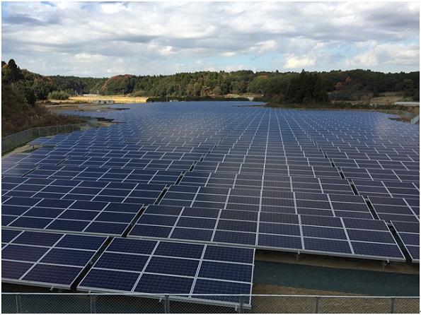 千葉県で稼働した太陽光発電所 分散型パワコン+中国製架台で初期コスト削減