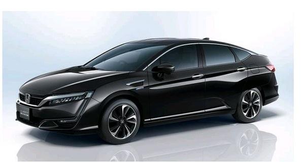 成田空港、ホンダの燃料電池車「CLARITY FUEL CELL」を導入
