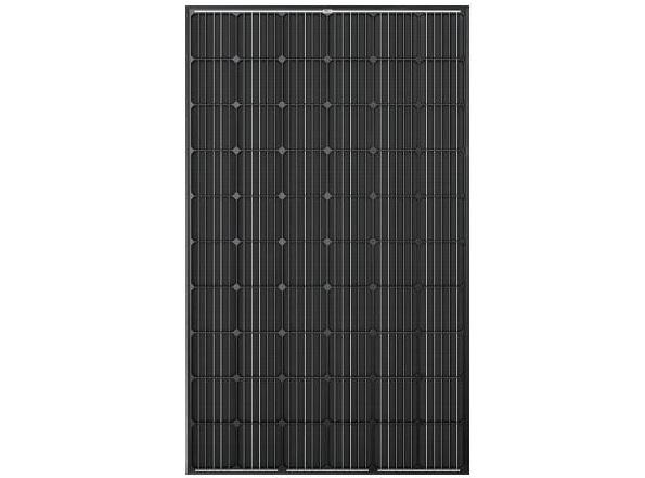 「黒い太陽電池」で京都市などの景観条例に適合 中国メーカーから新製品