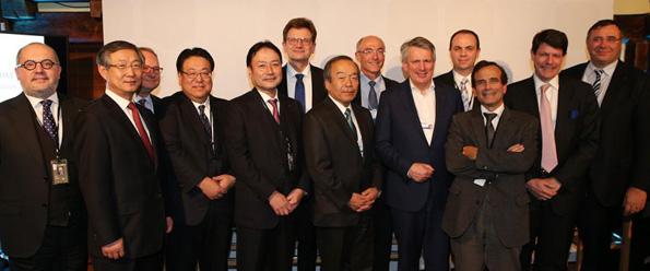 世界大手企業13社が集結、Hydrogen Council(水素協議会)が発足