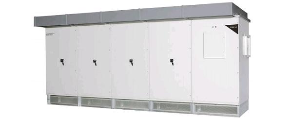 TMEIC、国内メーカー初の1500V/2500kW屋外型パワコンを4月から発売