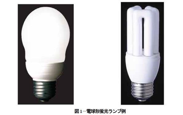 LEDではない普通の電球形蛍光ランプ、JIS改正 取り付けの強度基準など