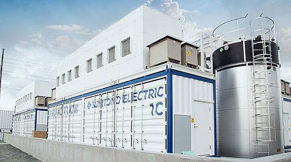 米国最大規模、2MW級の系統用蓄電システムにレドックスフロー蓄電池
