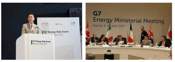 G7エネルギー大臣会合、米国以外は前向き 世界的にも「省エネ」重視