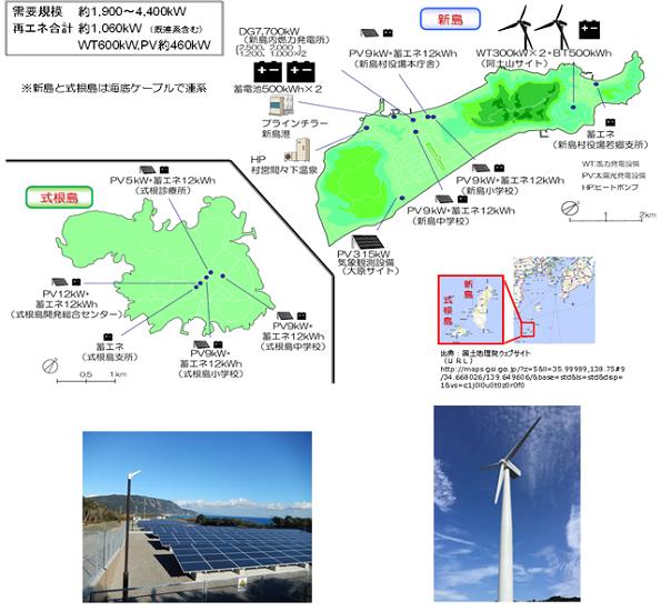 風力発電メインで島嶼部に電力供給できるか? 実証試験がスタート
