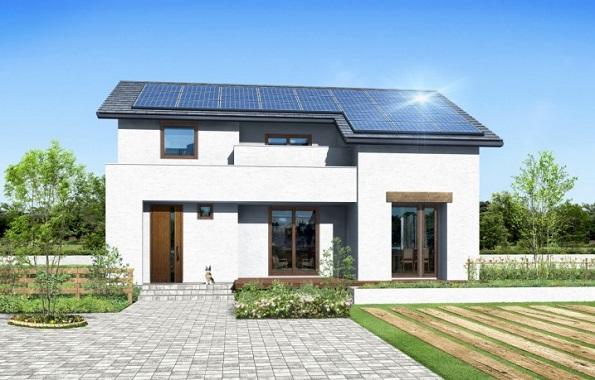 埼玉県のハウスメーカー、ZEH建築で太陽光発電設備を5.76kWプレゼント