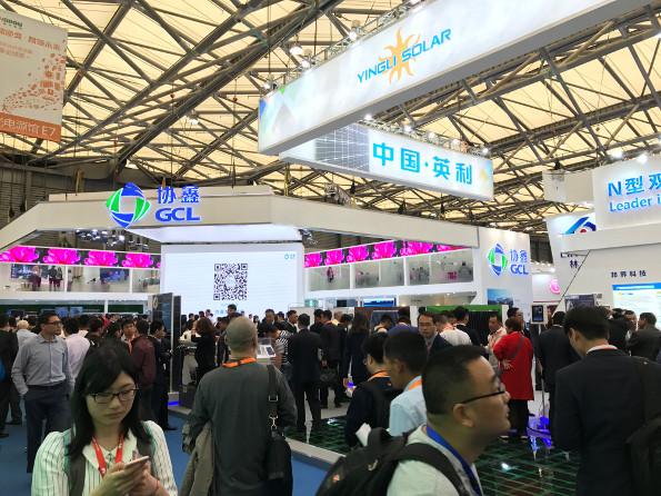 アジア最大級の太陽光発電業界向け展示会「SNEC」 上海できょう開催