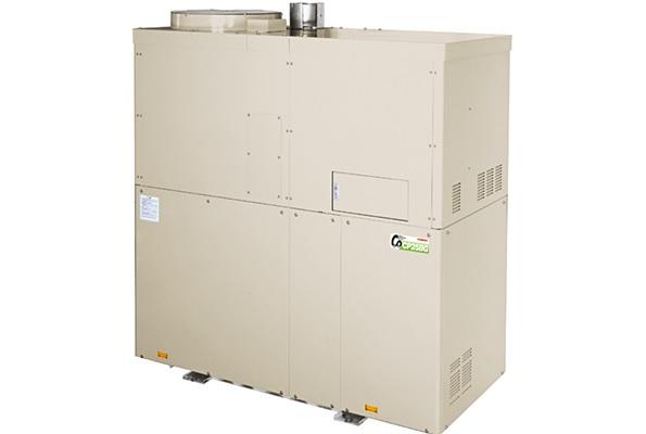 燃料は廃食油! 発電も熱供給もできる小型コージェネ、ヤンマーが発売