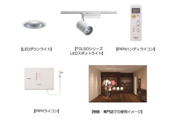 パナソニック、店舗用のLEDダウンライト・LEDスポットライト新発売