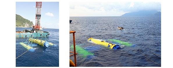 黒潮による「海流発電」の実証試験、無事完了 2020年には実用化か