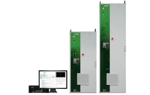 ベルギー製「電力変換模擬装置」が発売 系統連系システムの研究開発に