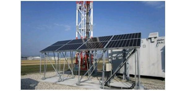 携帯電話の基地局にも燃料電池+太陽光発電 大地震でも通信を可能に