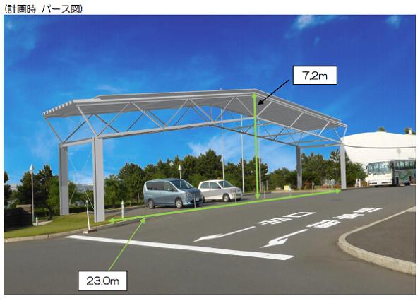 東京都の「ソーラーカーポート普及促進モデル事業」、報告書が発表