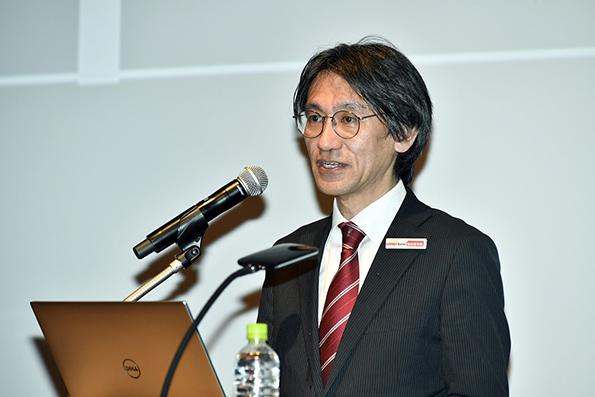 LONGi Solar Technology テクニカルマネージャー 柴田憲司朗氏