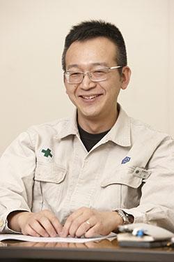 東京製鐵 岡山工場生産部製鋼課長 仁科宏隆氏