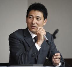 いちごECOエナジー 営業本部 エナジーソリューション部長 堧水尾 太郎 氏