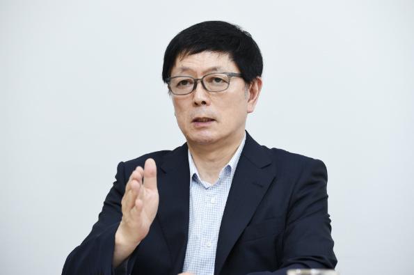 地域再生可能エネルギー開発機構代表理事の金子 秀吉氏