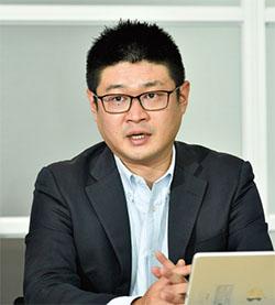 機能化学品第二部 エレクトロニクス第一課課長 村松 諭氏