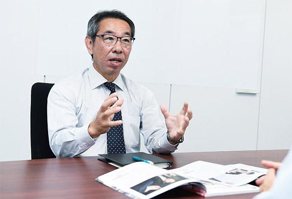「持ち得ている知識を広く技術者に付与すべきである」という思いがあった石橋氏