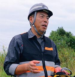 株式会社ギガソーラー 代表取締役 青木 克伸 氏