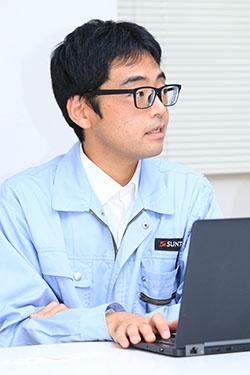 サンテックパワージャパン株式会社 O&M事業本部O&M技術グループチーフ 中澤寿 光氏