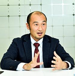サンパワージャパン株式会社営業部部長 小西龍晴氏