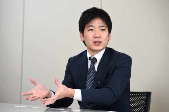 三菱電機クレジット エネルギー・インフラソリューション営業部主任 下岡晴彦氏