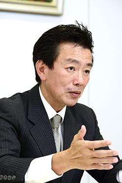 リニューアブル・ジャパン 代表取締役社長 眞邉勝仁氏