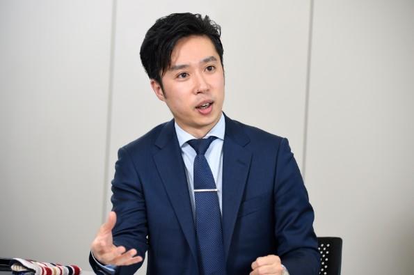 サンテックパワージャパン IPP・EMSグループのグループマネージャー 武田 宏樹氏