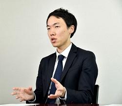 環境省 環境再生・資源循環局 リサイクル推進室 室長補佐 泉 知行氏